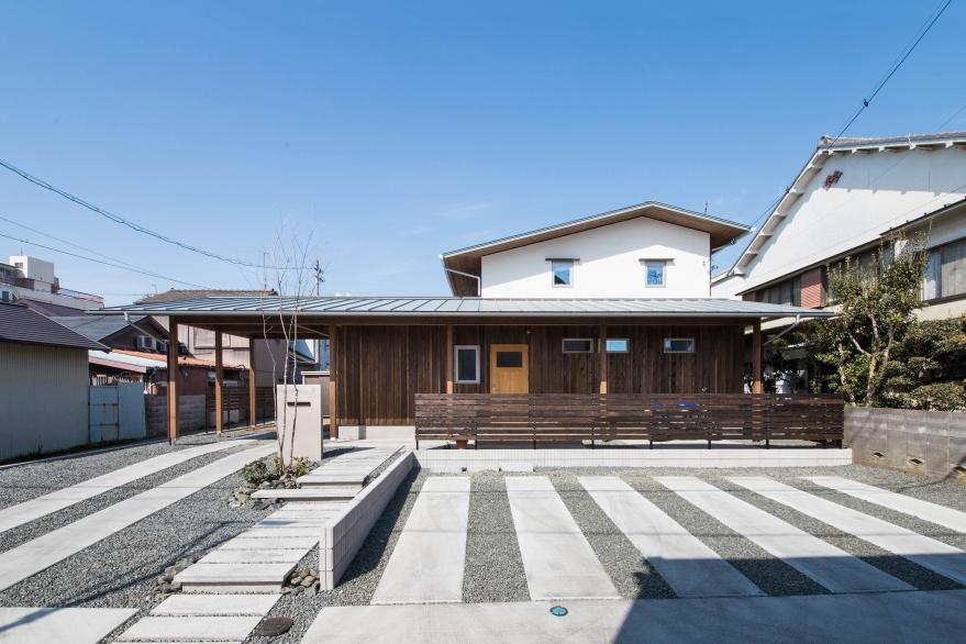 和地山の家